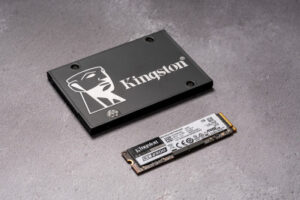 Kingston SSD fotka