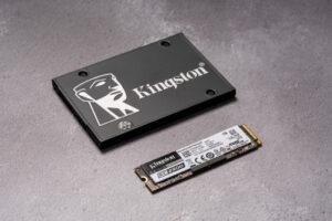 Kingston SSD fotka