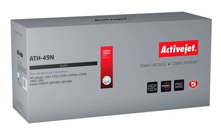 Toner ActiveJet ATH-49N, černý (Q5949A), 3200 stran