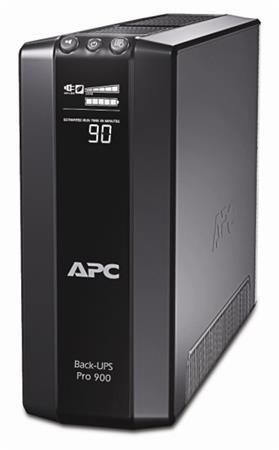 APC BACK-UPS Pro BR900G-FR, 900VA, AVR, české zásuvky