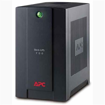 APC BACK-UPS BX700U-FR, 700VA, AVR, USB, české zásuvky, záložní zdroj