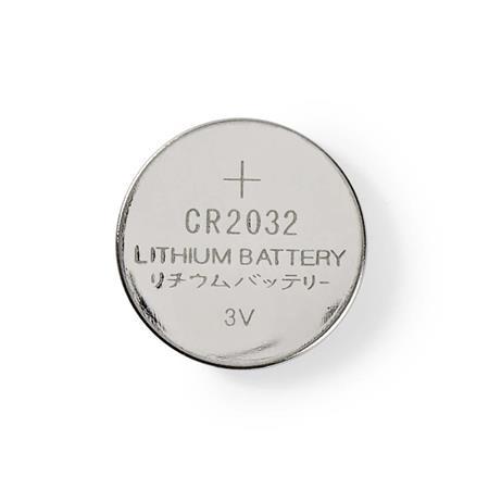 Baterie 3V CR2032, blistr, 1ks