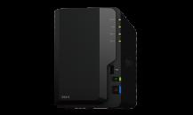 Synology DS218 2xSATA server