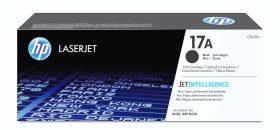 Originální černý toner HP CF217A (17A) od firmy Hewlett Packard, kompatibilní s tiskárnami řady HP LaserJet Pro M102a, M102w a multifunkce HP LaserJet Pro M130a, M130fn, M130fw a M130nw. Kvalitní černý toner s výtěžností až 1600 stran zajišťuje bezproblémové použití a ostré tiskové výstupy. Originální tonery HP zajistí bezproblémový chod vaší tiskárny, ostré tiskové výstupy a dlouhou životnost tiskárny.