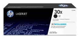 HP 30X Black LJ Toner Cart, 3 500 str, CF230X