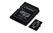 KINGSTON 32GB micro SDHC karta CANVAS SELECT PLUS CL 10 UHS-I + ADAPTER (SDCS2/32GB) 100R/10W
