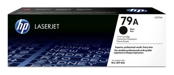 Toner HP CF279A - 79A - černý originální toner pro tiskárny HP LaserJet