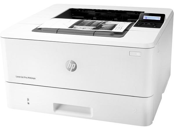 HP LaserJet Pro M404dn (A4 / 38str. / min, USB / Duplex) Síťová tiskárna HP
