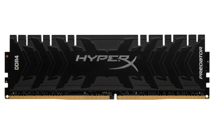 16GB DDR4 Kingston HyperX Predator, 2666MHz, CL13