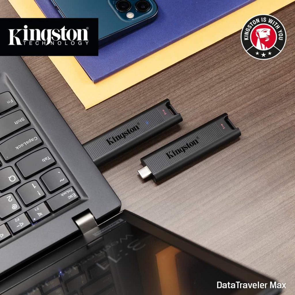 Kingston Datatraveler MAX