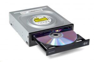 CD/DVD mechaniky