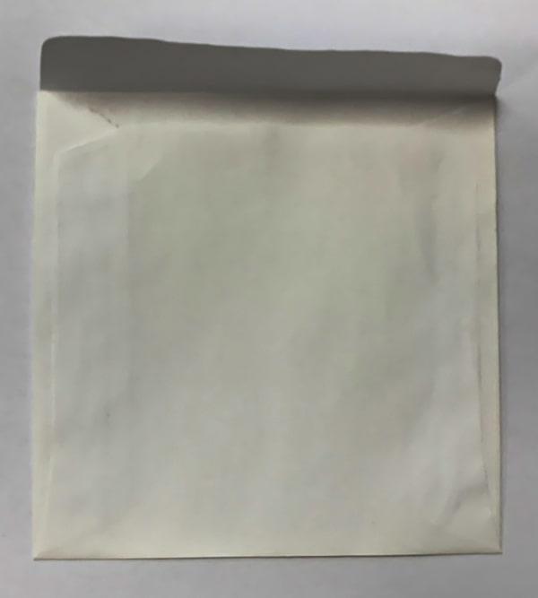 Obálka na CD bez okénka (košilka),papírová