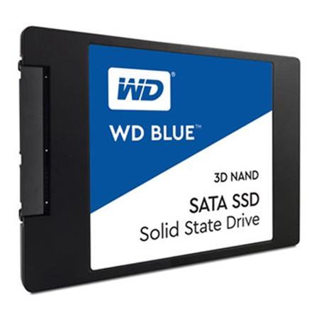 "WD BLUE SSD WDS200T2B0A 2TB SATA / 600, (R:560, W:530MB / s), 2.5"""